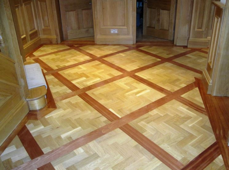 Wooden Flooring Oxford