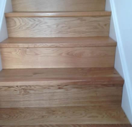 Engineered Flooring Stairs