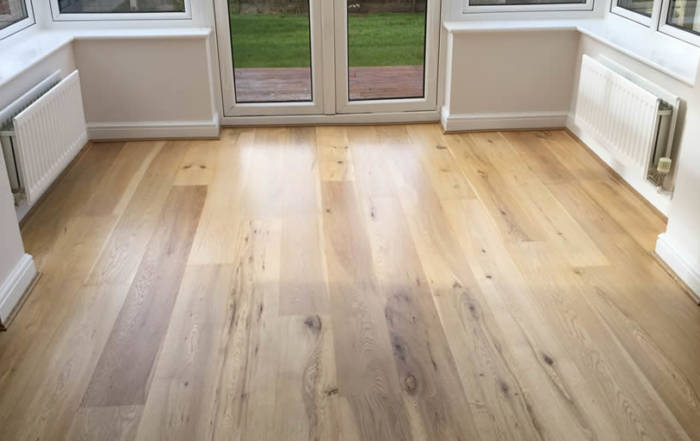 Hardwood Flooring - Wallingford 1