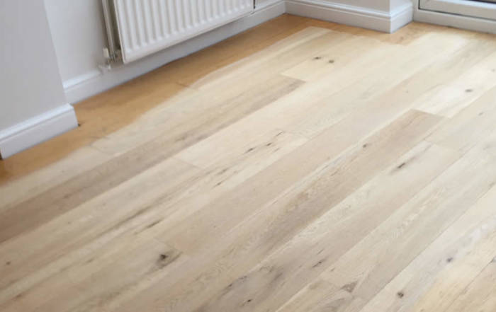 Hardwood Flooring - Wallingford 2