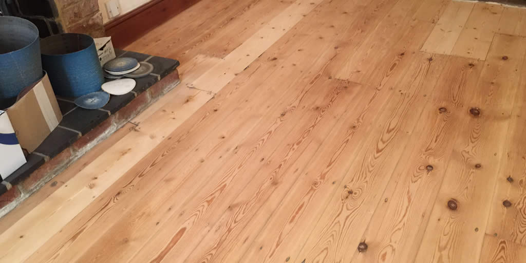 Floor Sanding - Banbury 1