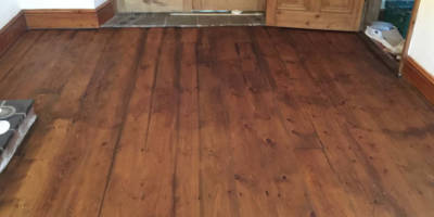 Floor Sanding - Banbury 2