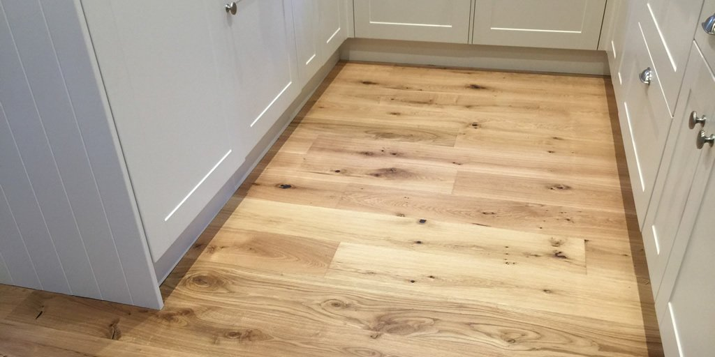 Oak Engineered Flooring Fitted in Wallingford