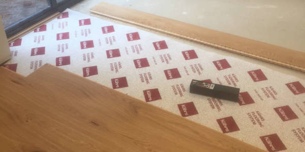 Oak Floor Fitting in Oxford
