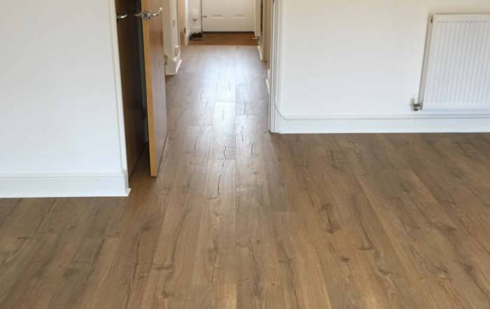 Laminate flooring fitted in Abingdon
