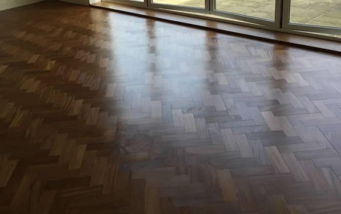 Floor Sanded in Cumnor