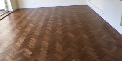 Herringbone Floor Cumnor Oxford