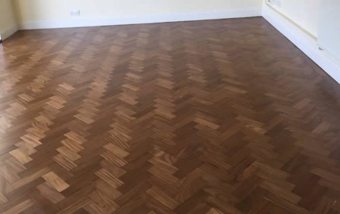 Herringbone Floor Cumnor Oxford