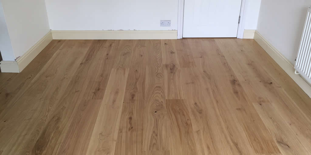 Oak Engineered Flooring Watlington