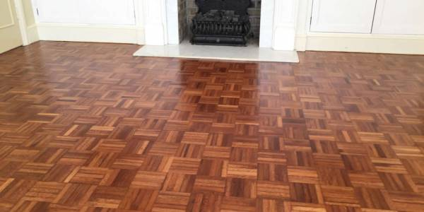 Parquet blocks Oxford