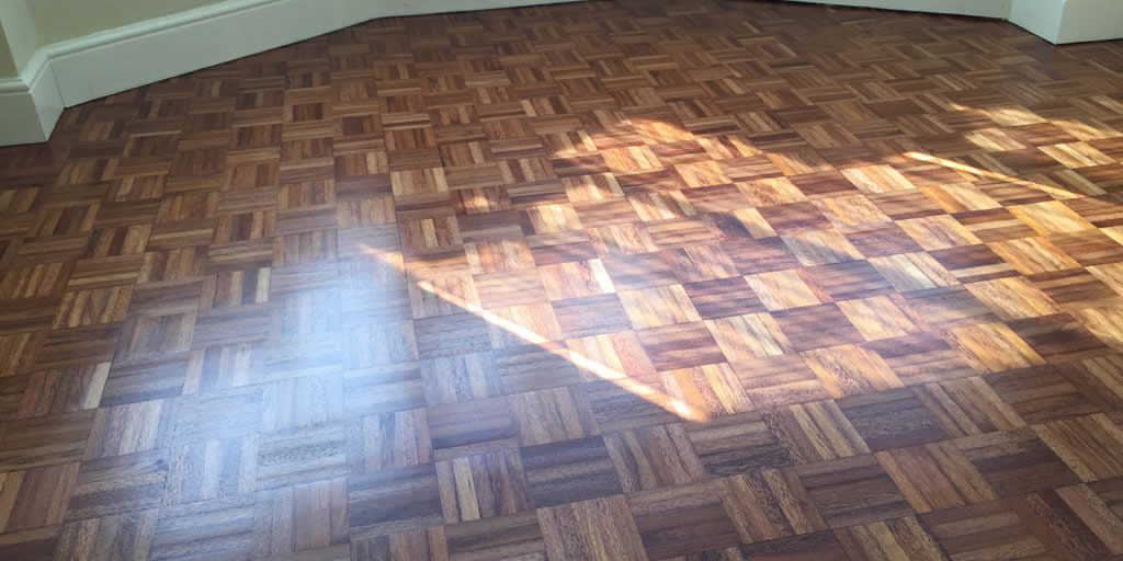 Parquet blocks in Oxford