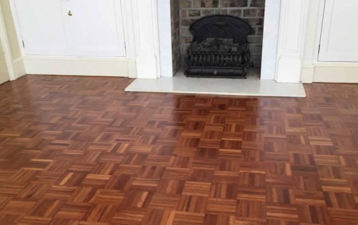 Parquet Floors Oxford