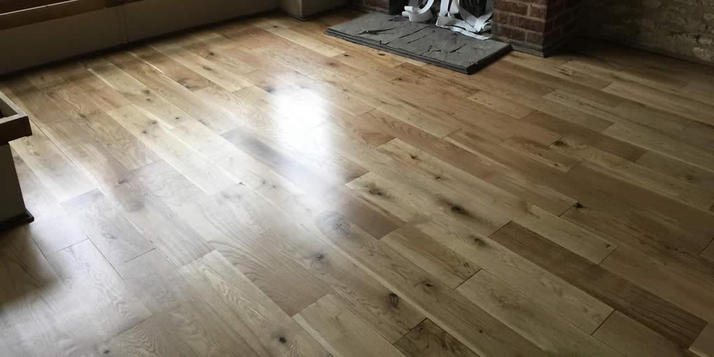 Solid Oak Floorin Eynsham.