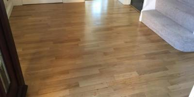 engineered floor in Abingdon
