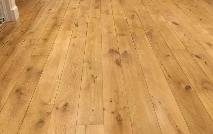 Solid Oak Flooring Banbury