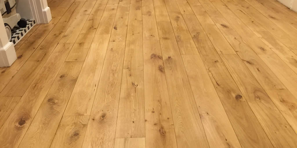 Solid Oak Flooring Banbury