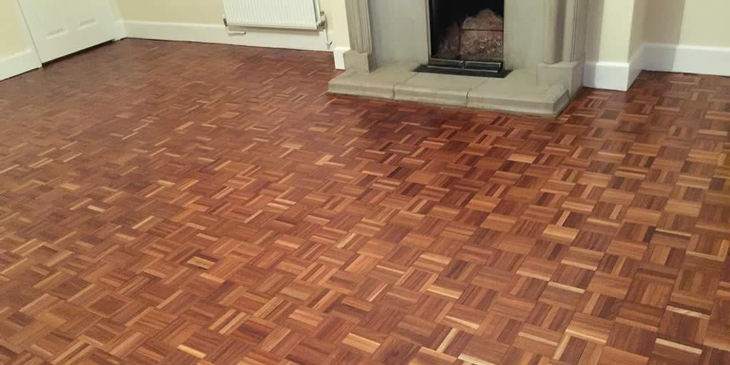 Mosaic Block Floor Didcot