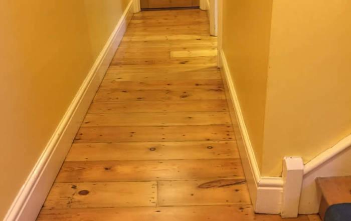 Pine Floor Sanded Oxford