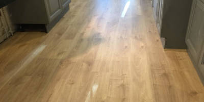 Engineered Flooring Fitted in Oxford
