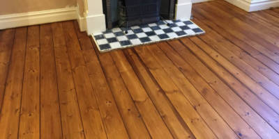 Oak Floor Installation Bicester