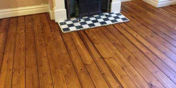 Oak Floor Installation Bicester