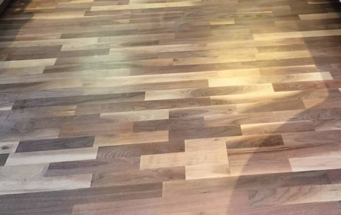 Supply and Installation of an Engineered Floor in Oxfordshire