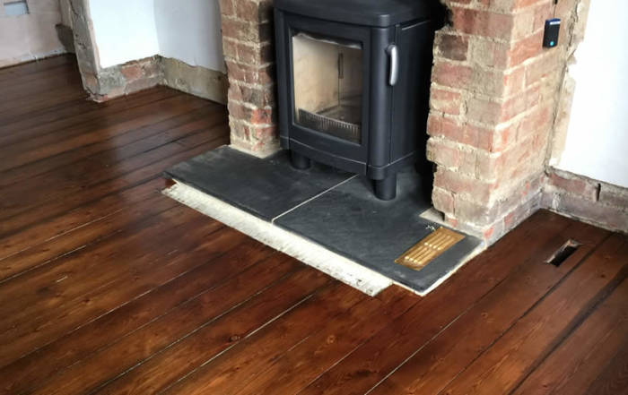 Floor Sanding in Bicester