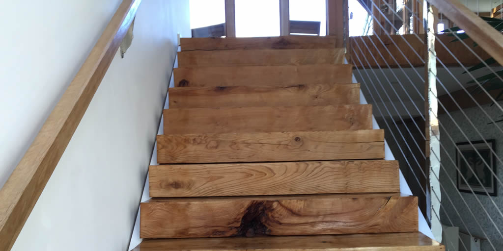 Stairs Sanded in Oxfordshire