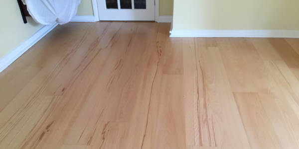 Light Beach Flooring