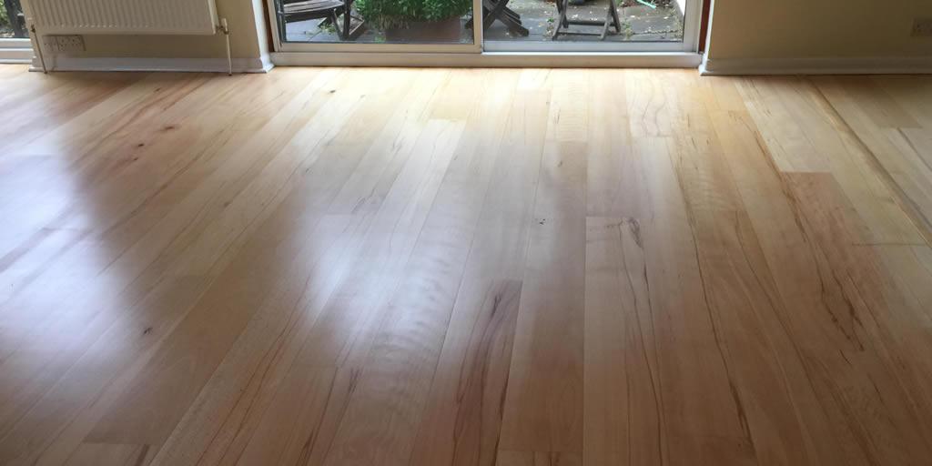 Light Beach Flooring