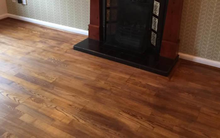 Ash Engineered Flooring