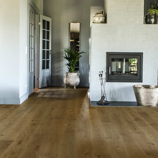 Oak Nouveau Rich