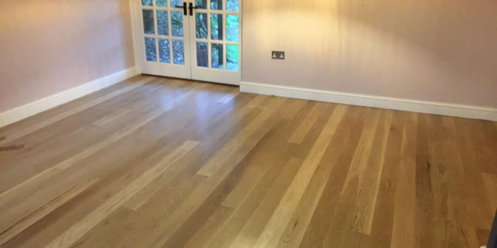 Solid Oak Flooring Middleton Stoney