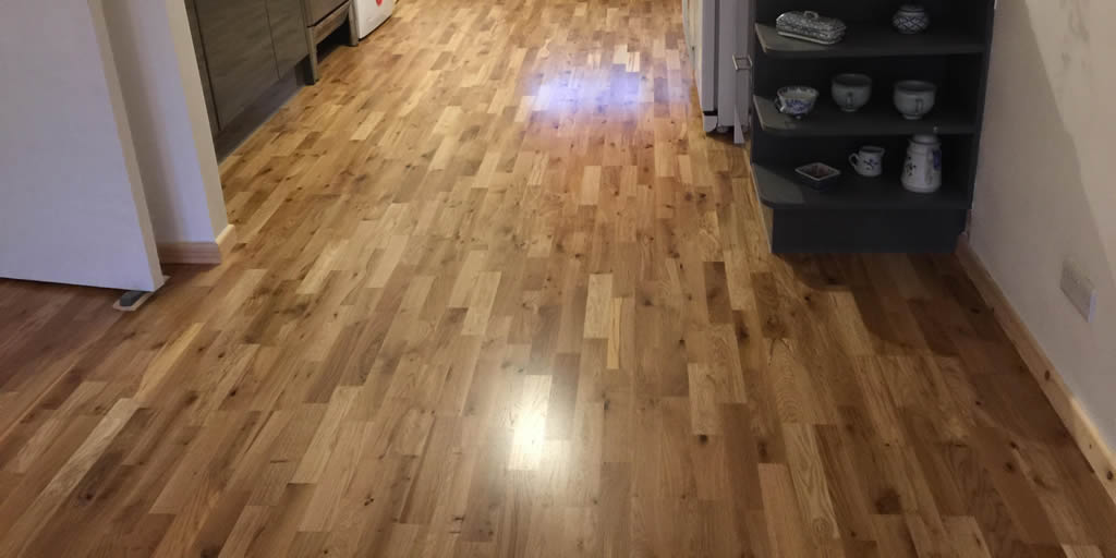 Oak Flooring Fitted in Oxford